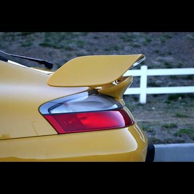 Amazon.com: Porsche 996 GT2 Bi-Wing for Replacing 996 Turbo stock WIng: Automotive