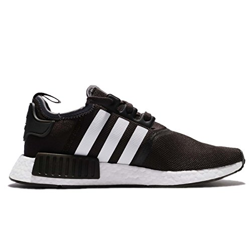 Adidas Mens Nmd_r1, Bruin / Wit Bruin / Wit