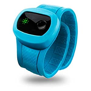 X-Doria KidFit Activity and Sleep Tracker for Kids, Wristband Health and Fitness Tracker (Blue)