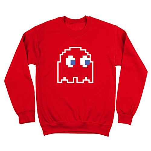 Pac-Man Ghost Sweatshirt for Men - 4 Colors - S to XXL