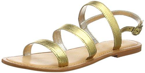 Tantra Strap  Sandals - Sandalias para mujer Gold