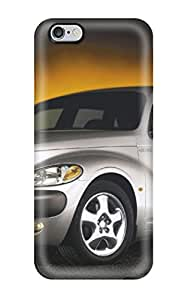 Hot NmcPztm11073wjuzy Chrysler Yellow Flash Tpu Case Cover Compatible With Iphone 6 Plus
