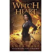 Elemental Witches, tome 3 : Witch Heart  par Anya Bast