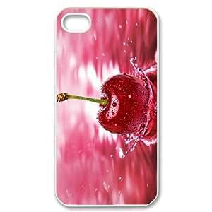 DIY fruit pattern Phone Case, DIY Phone Case for iphone 4,4s with fruit pattern (Pattern-1)
