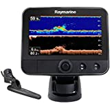 Raymarine RAY-E70231 Dragonfly 7 Chartplotter/CHIRP Fishfinder with Transom Mount Transducer without Charts.