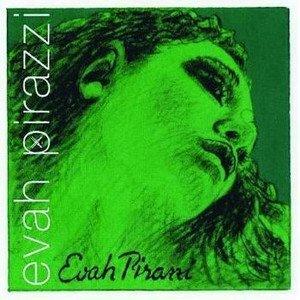 Pirastro Evah Pirazzi(ピラストロ エバピラッチ バイオリンセット弦 E線はスチール ボールエンド)   B005226XS4