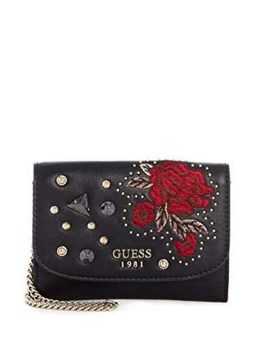 Multi Black In Love Small Date Wallet GUESS Double CpTzUOq