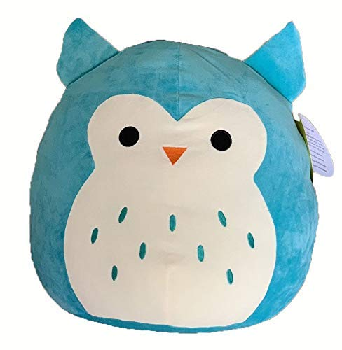 Squishmallow Original Kellytoy Turquoise Toy product image