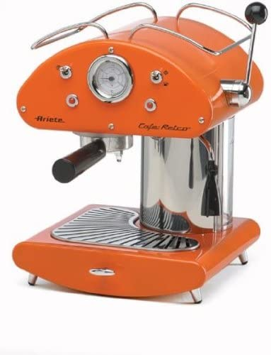 Amazon.com: DeLonghi Metropolis Cafe Retro dcm-1385 Espresso ...