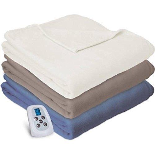 Serta Fleece Blanket - with Programmable Digital Controller,
