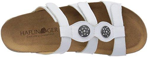 Silver Women's Sandal Haflinger Sparkle Alice qPtqdH