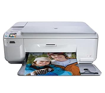 HP Photosmart C4585 All-in-One Printer - Impresora ...