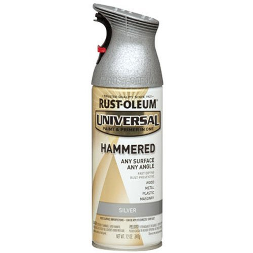 Rust Oleum 245219 Universal All Surface Spray Paint 12 Oz