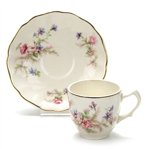 Old Chelsea by Johnson Brothers, China Demitasse Cup & (Chelsea Saucer)