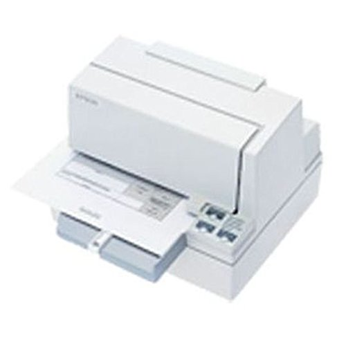 Epson C31C196A8981 TM-U590 Slip Check Printer USB UB-U03 Interface and No MICR - Requires PS-180 Power Supply - Color Cool White