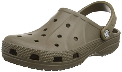 Ralen walnut Sabots Marron Crocs Mixte Clog Adulte dvxTPwqd0B