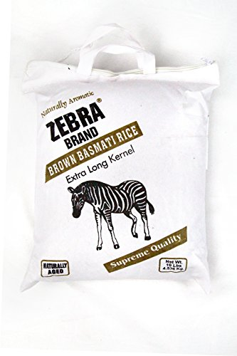 zebra basmati rice - 6