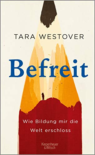 Ebook cover from Befreit: Wie Bildung mir die Welt erschloss (German Edition) by Tara Westover