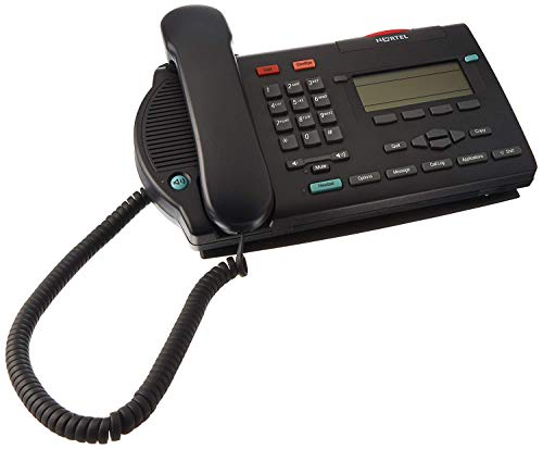 Nortel M3903 Telephone Charcoal (Certified Refurbished)