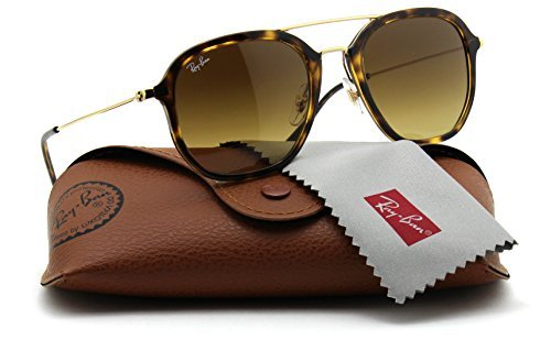 Ray-Ban RB4273 710/85 Aviator Tortoise Frame / Gradient Brown - Ray Old Sunglasses Ban School