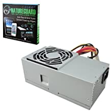 Genuine TFX0250D5W 250W Bestec Power supply For Dell SFF Small Form Factor PSU Slim Inspiron 530s, 531s, Vostro slim 200s, 220s, Vostro 200(Slim), 400(Slim) Studio 540s, Dell Part Numbers XW605, YX300, YX301, XW604, XW784, XW783, YX299, YX303, 6423C, K423C, N038C, H856C, YX302, XW602 Compatible Model Numbers: TFX0250D5W, DPS-250AB-28 B, 04G185021200DE + caseen CLASSIC Touch Screen Stylus Pen