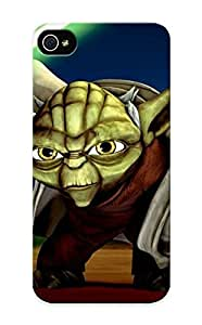 New Fashionable Stylishgojkqt BFDxqG-3921-eZwKr Cover Case Specially Made For Iphone 5/5s(movie Image Picture Gallery Movie The Clone War 1561)