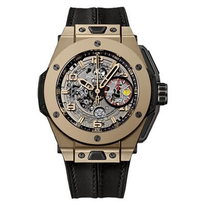 Hublot Big Bang Ferrari Magic Gold Limited edition of 500 pieces - 401.MX.0123.GR