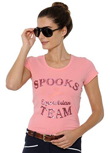 Basic Spooks T Maniche Corte Donna shirt Icing Pink T4F4rEn1wq