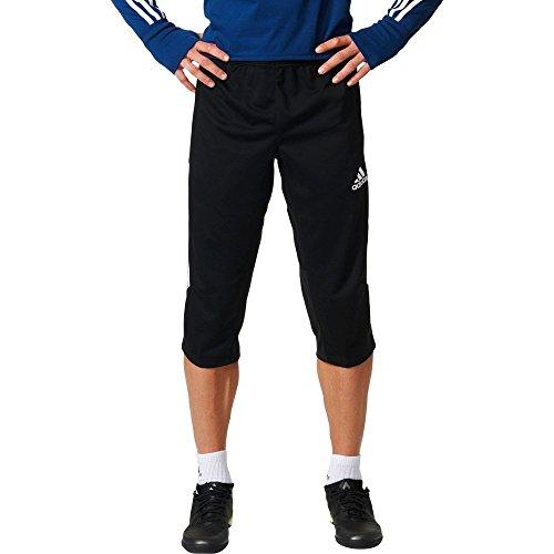 証明定期的に回路(アディダス) adidas メンズ サッカー ボトムス?パンツ adidas Tiro 3/4 Length Soccer Pants [並行輸入品]
