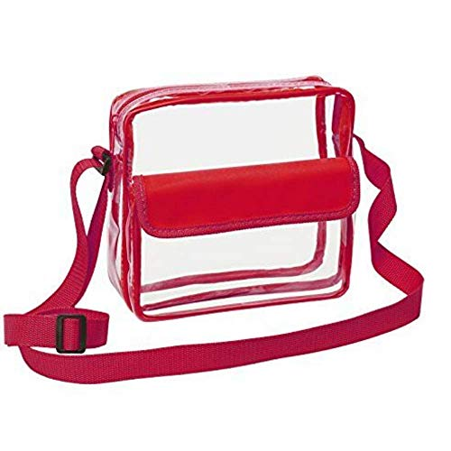 Clear Crossbody Messenger Shoulder