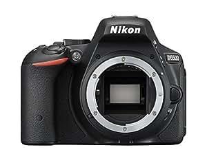 Nikon digital single-lens reflex camera D5500 body black 24160000 pixel 3.2-inch LCD touch panel D5500BK