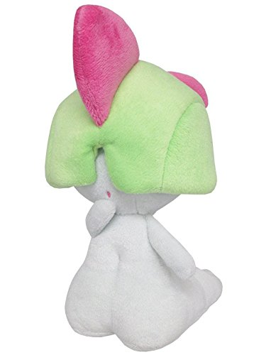Sanei-PP30-Pokemon All Star Collection-Ralts 6-Inch Stuffed Plush JVG INC. - CA