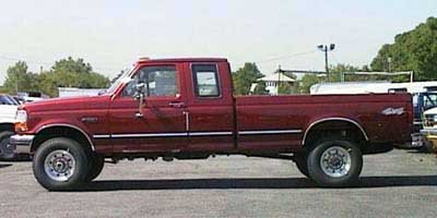 1997 ford f 250 hd reviews images and specs vehicles. Black Bedroom Furniture Sets. Home Design Ideas