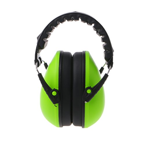 Onpiece 21dB Baby Care Ear Muffs Hearing Protection Noise Reduction Ear Defenders Safety (Green) from Onpiece