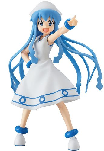 Max Factory Squid Girl: Ika Musume Figma Action Figure