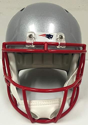 Julian Edelman New England Patriots Signed Autograph Speed Full Size Helmet JSA Certified