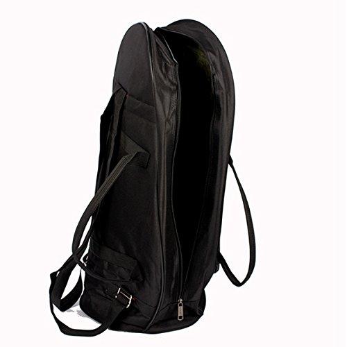 MAOFU Useful Tools Euphonium Gig Bag Euphonium Oxford Cloth Protection Bag w/Strap Black by MAOFU (Image #7)