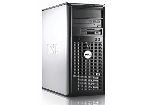 Refurbished: Optiplex GX620 Tower - 400GB HDD, 4GB Ram, DVD-Rom, Windows XP ()