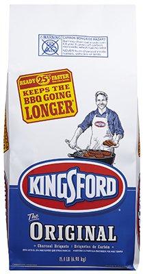 Kingsford Products 31182 Charcoal Briquettes, 15.4-Lb. Bag - Quantity 48