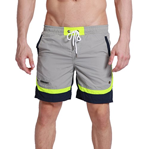 SILKWORLD Mens Athletic Shorts Pockets