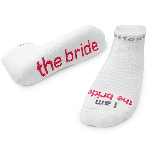 Notes to Self Socks I am the bride (M) (Bride Note)