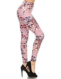 Leggings Depot Ultra Soft Women's Popular BEST Printed...