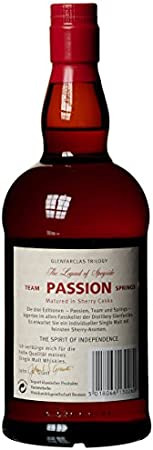 Glenfarclas Passion Sherry Cask Speyside Single Malt Scotch Whisky in Gift Box - 700 ml