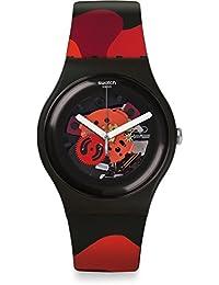 Tschurtschen Men'S Silicone Strap Watch Suoc105