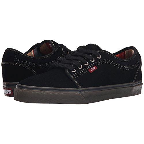 2f5e0eb6931da Vans Men's Chukka Low Aztec Stripe Black/Gum Ankle-High ...