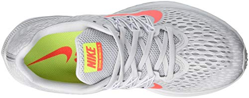 Pure Scarpe Bright Crimson Running Donna White 005 Multicolore Platinum 5 Zoom NIKE Winflo tAq600T