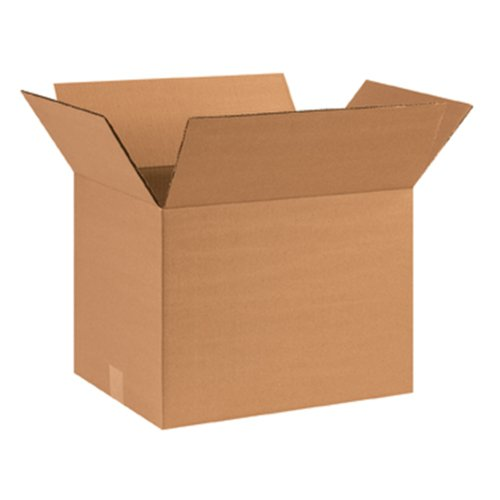 Aviditi 161212 Corrugated Box, 16