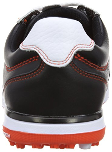 Adulto ADC Dark sportive Ashworth Unisex Nero Orange Cardiff White Black Scarpe q5xxwXp