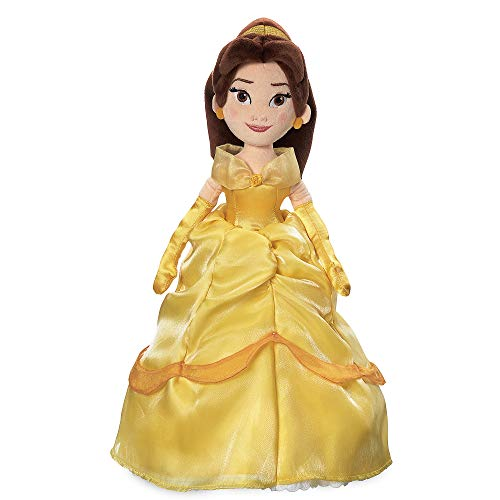 Belle Plush Doll - Disney Belle Plush Doll - Beauty and The Beast - Medium Multi