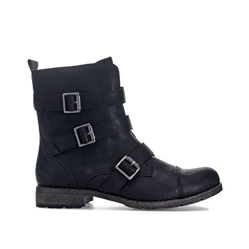 Rocket Dog Womens Bester Lewis Boots in Black